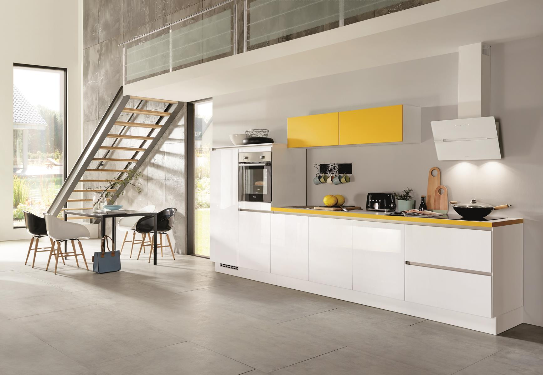 ideas para cocinas en espacios reducidos