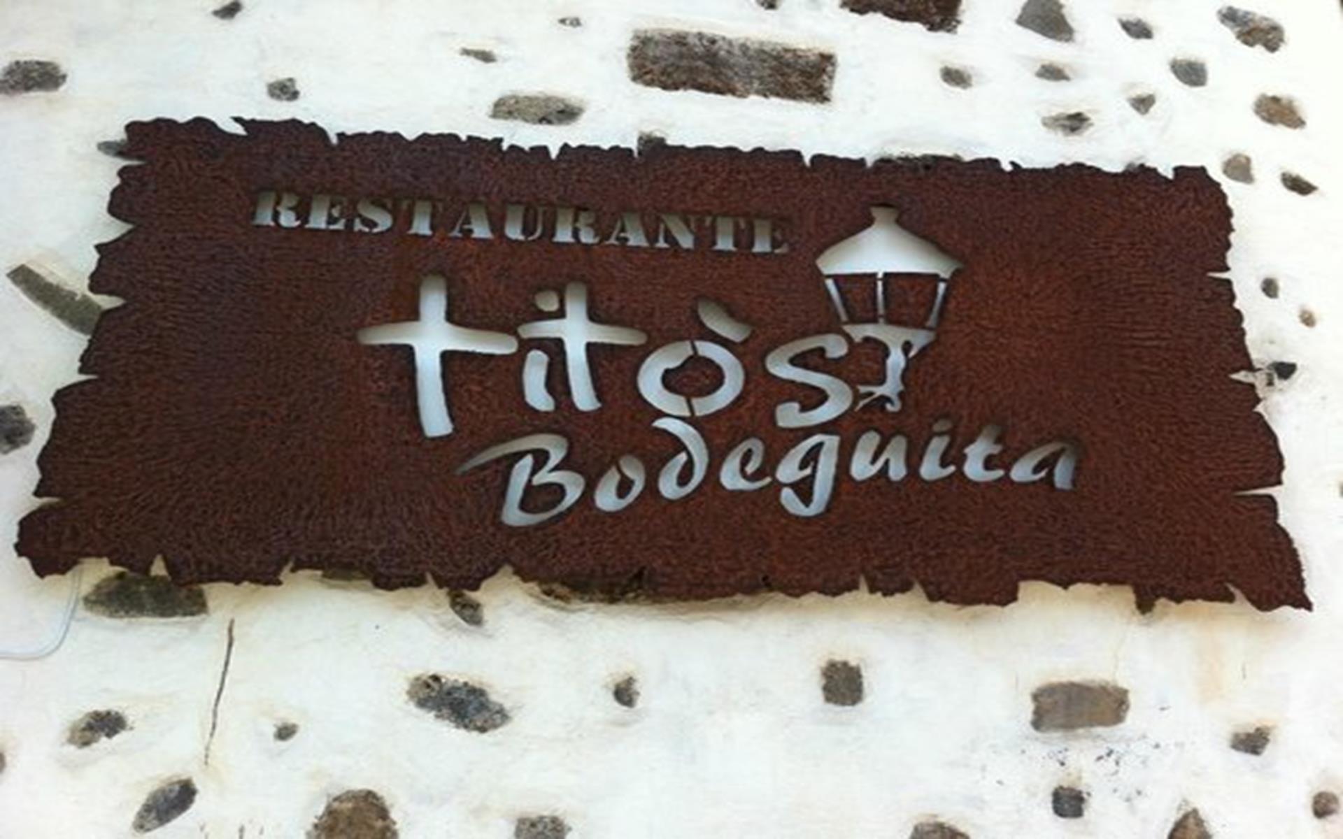 Restaurante Tito´s Bodeguita
