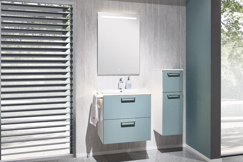 Badmöbel - Moderne Badezimmer bei 1-2-3 Küchen, Puerto de la Cruz, Teneriffa